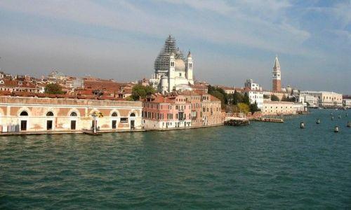 Zdjęcie WłOCHY / Veneto / Wenecja / z zatoki...