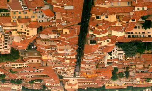 Zdjecie WłOCHY / Toskania, prowincja Florencja / Florencja / Florencja z lotu ptaka (wieży)