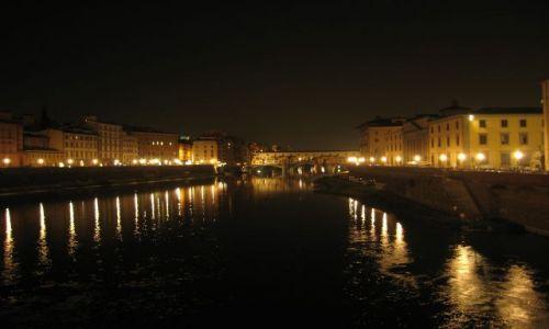 Zdjecie WłOCHY / Toskana / Florenz / noc