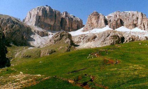 Zdjecie WłOCHY / Trydent - Górna Adyga / Okolice Cortina d' Ampezzco / Drei Zinnen