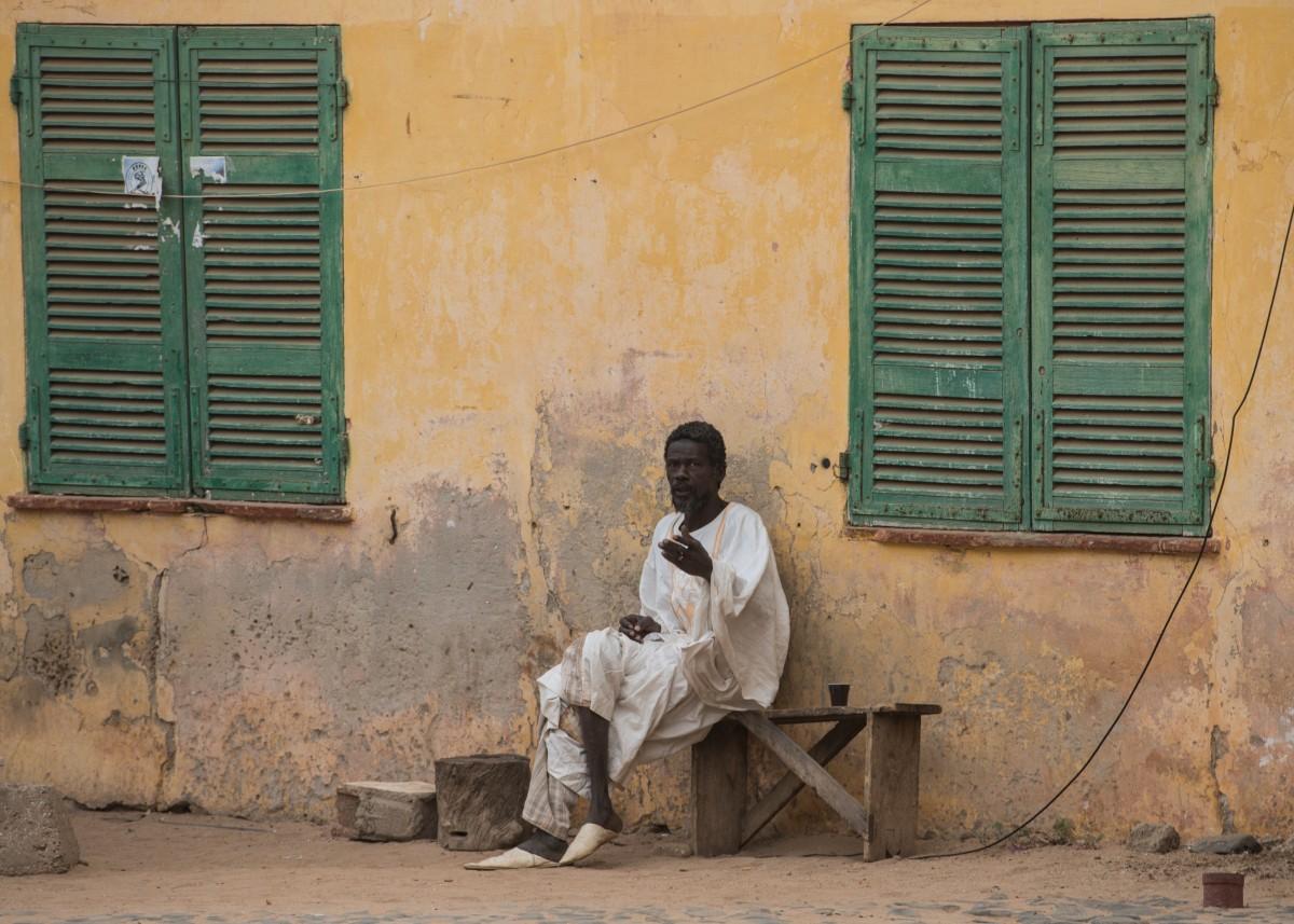 Zdjęcia: Abijan, Południowy, W cieniu, WYBRZEŻE KOŚCI SŁONIOWEJ
