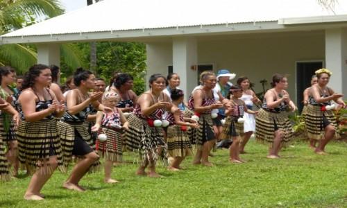 Zdjęcie WYSPY COOKA / Rarotonga / Ngatangiia / Maoryski