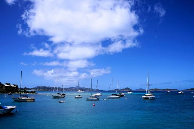 Zdjęcia: Wyspa Świętego Jana, USA, U brzegu, WYSPY DZIEWICZE STANÓW ZJEDNOCZONYCH
