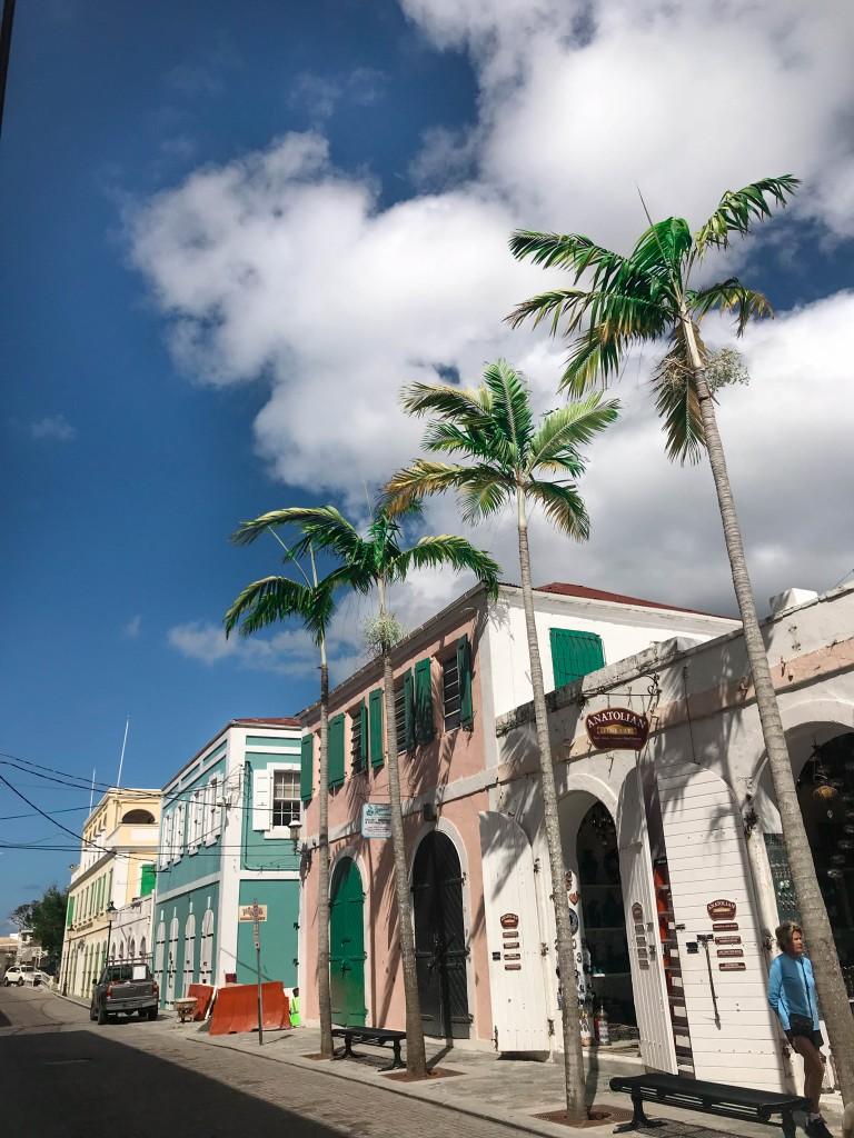 Zdjęcia: Charlotte Amalie, St. Thomas, Ulice w Charlotte Amalie, USVI, WYSPY DZIEWICZE STANÓW ZJEDNOCZONYCH
