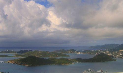 Zdjecie WYSPY DZIEWICZE STANÓW ZJEDNOCZONYCH / Wyspa St.Thomas / Charlotte Amalie / Rajska wizyta