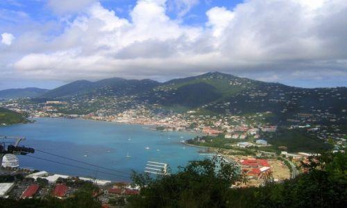 Zdjecie WYSPY DZIEWICZE STANÓW ZJEDNOCZONYCH / St.Thomas  / Charlotte Amalie / Paradise Point