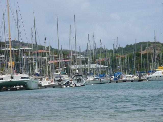 Zdjęcia: Le Marin (Martynika), Karaiby, Le Marin, WYSPY KARAIBSKIE