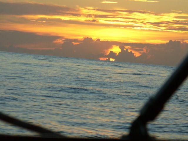 Zdjęcia: między Karaibami a Azorami, Atlantyk, Feria barw nad Atlantykiem, WYSPY KARAIBSKIE