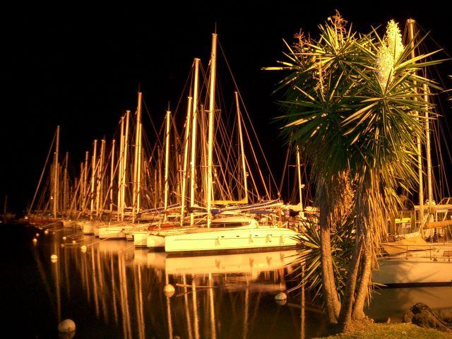 Zdjęcia: Le Marin, Martynika, Jachty w marinie, WYSPY KARAIBSKIE