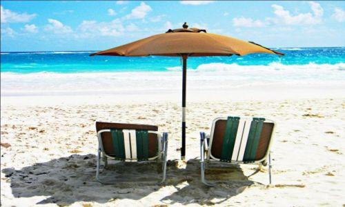 Zdjęcie WYSPY KARAIBSKIE / Barbados / Barbados / Pocztówka z wakacji