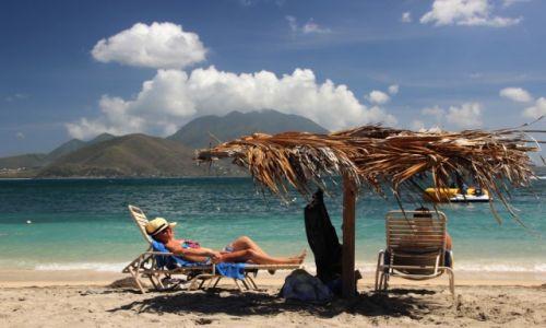 Zdjęcie WYSPY KARAIBSKIE / - / Saint Kitts i Nevis / Saint Kitts / sielanka