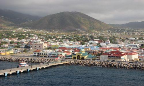 Zdjęcie WYSPY KARAIBSKIE / - / Saint Kitts i Nevis / Saint Kitts / Basseterre / Basseterre