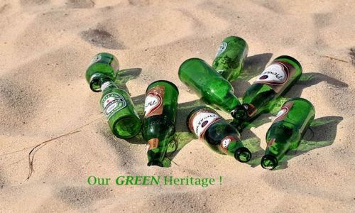 Zdjecie WYSPY KARAIBSKIE / brak / Tam gdzie woda czysta a plaze zielone ... / Nasze zielone dziedzictwo :^(