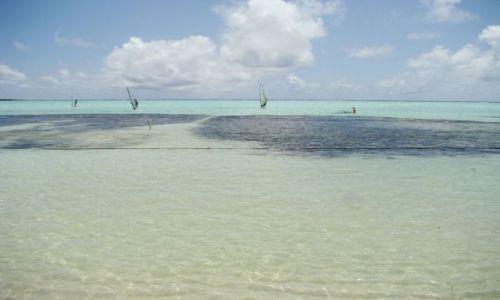 Zdjecie WYSPY KARAIBSKIE / Bonaire / brak / Lac Bay 2