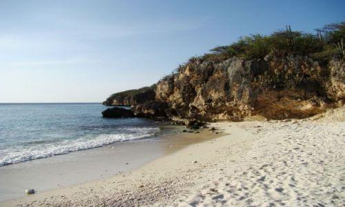 Zdjęcie WYSPY KARAIBSKIE / Curacao / brak / plaża 3