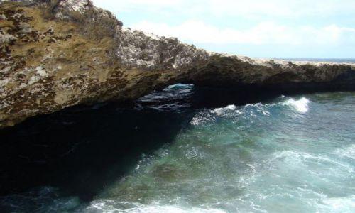 Zdjęcie WYSPY KARAIBSKIE / Curacao / Shete Boka National Park / nad brzegiem morza 22
