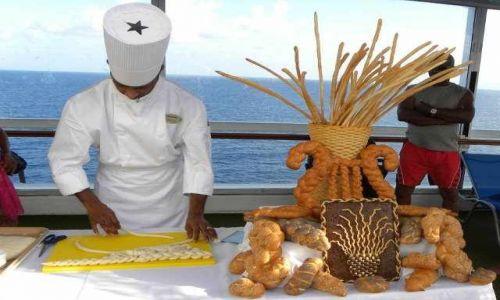 Zdjecie WYSPY KARAIBSKIE / Małe Antyle / morze karaibskie / smacznego