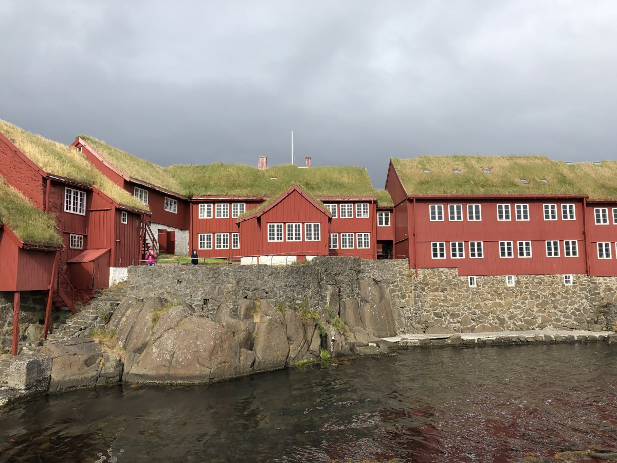 Zdjęcia: Thorshavn, Thoeshavn, Thorshavn, WYSPY OWCZE