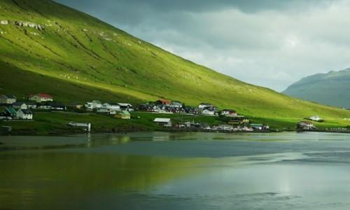 Zdjęcie WYSPY OWCZE / Wyspa Streymoy / .. / Po drodze