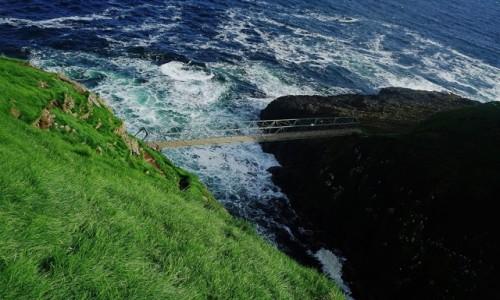 Zdjecie WYSPY OWCZE / Mykines / Mykineshólmur / Most Atlantycki