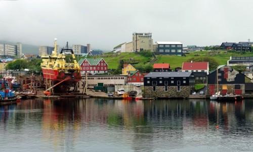 Zdjęcie WYSPY OWCZE / Wyspa Streymoy / Thorshavn  / Stocznia