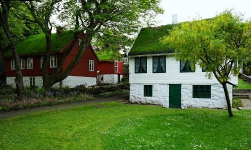 Zdjecie WYSPY OWCZE / Wyspa Streymoy / Thorshavn  / Wiosennie