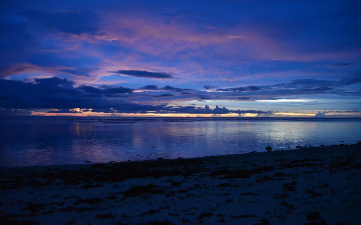Zdjęcia: Auki, Malaita, Kicz się pojawił nad wyspą, WYSPY SALOMONA