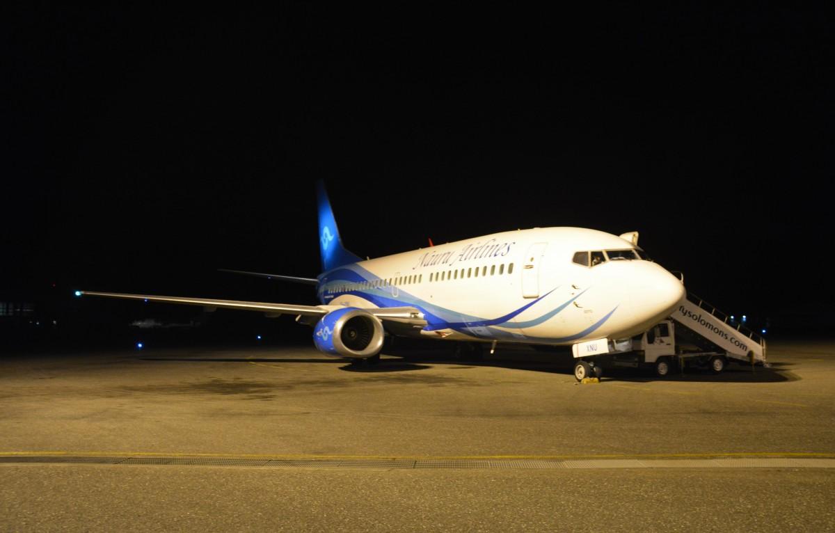 Zdjęcia: Lotnisko, Guadalcanal, No to lecimy na Nauru, WYSPY SALOMONA