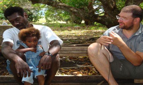 Zdjęcie WYSPY SALOMONA / Pacyfik, Oceania / Guadalcanal, Aruliho / Eric z Rosie