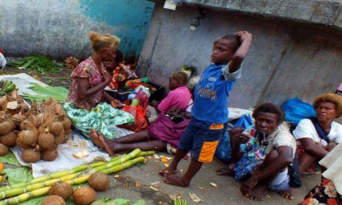 Zdjęcie WYSPY SALOMONA / Honiara / Honiara / Targowisko