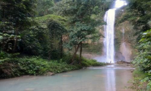 Zdjęcie WYSPY SALOMONA / Guadalcanal / Tenaru / Wodospad Tenaru