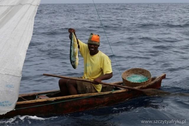 Zdjęcia: Wyspy Św. Tomasza i Książęca, Wyspy Św. Tomasza i Książęca, Rybacy z Sao Tome, WYSPY ŚWIĘTEGO TOMASZA i KSIĄŻĘCA