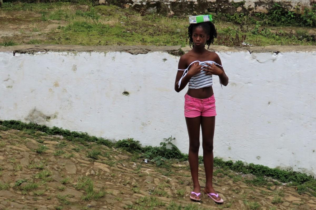 Zdjęcia: Monte Cafe, Sao Tome, Zaraz coś mi spadnie, WYSPY ŚWIĘTEGO TOMASZA i KSIĄŻĘCA
