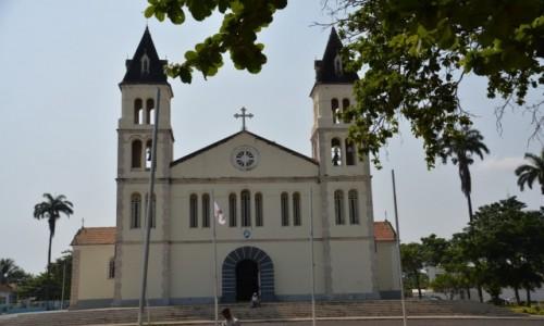 WYSPY ŚWIĘTEGO TOMASZA i KSIĄŻĘCA / Sao Tome / Sao Tome / Katedra
