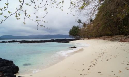 WYSPY ŚWIĘTEGO TOMASZA i KSIĄŻĘCA / Ilheu das Rolas / lheu das Rolas / Ekologiczny raj i najdziksze plaże