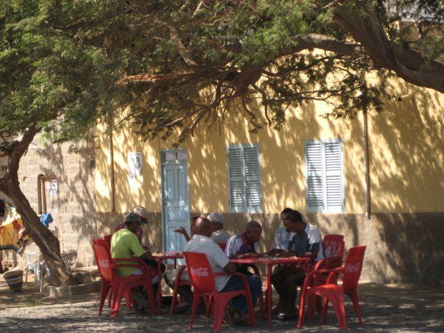 Zdjęcia: Sali, Espargos, Sjesta, Wyspy Zielonego Przylądka