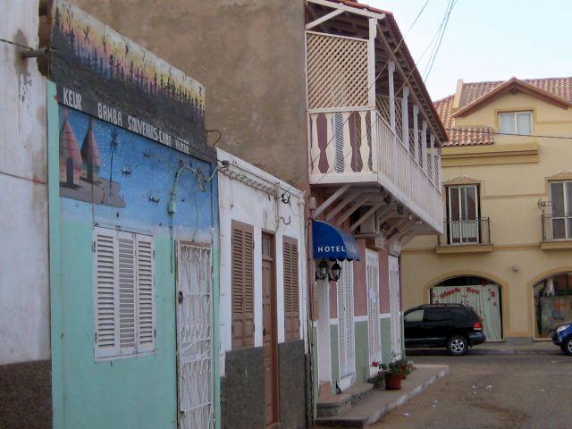 Zdjęcia: Santa Maria, Sali, Nasz hotel , Wyspy Zielonego Przylądka