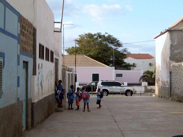 Zdjęcia: Santa Maria, Sali, Szkoła, Wyspy Zielonego Przylądka