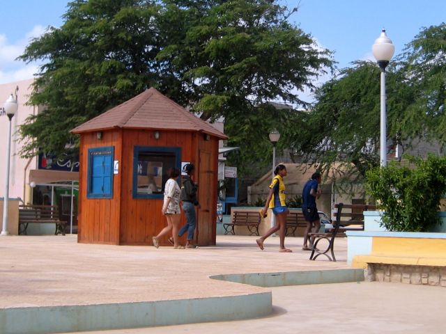 Zdjęcia: Santa Maria, Sali, Rynek, Wyspy Zielonego Przylądka