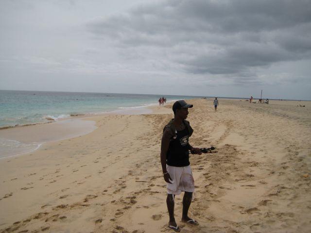 Zdj�cia: Santa Maria, Sali, Senegalczyk, Wyspy Zielonego Przyl�dka