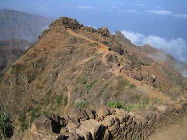Zdj�cia: Santo Antao, Santo Antao, trekking od Cova de Paul do Vila das Pombas, Wyspy Zielonego Przyl�dka