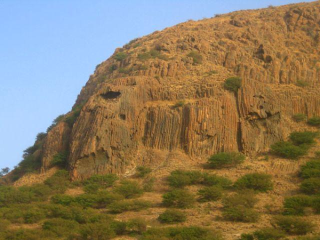 Zdjęcia: Tarrafal, Santiago, Trekking na Santiago, Wyspy Zielonego Przylądka