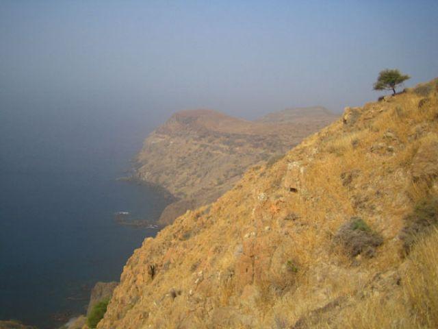 Zdj�cia: Tarrafal, Santiago, Trekking na Santiago, Wyspy Zielonego Przyl�dka
