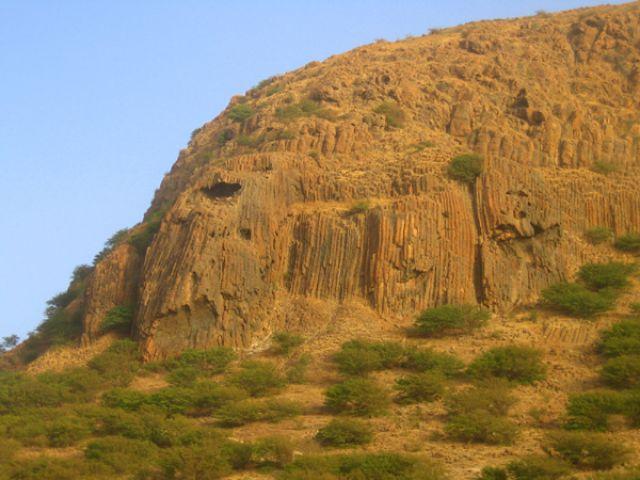 Zdjęcia: Tarrafal, Santiago, interesująca górka, Wyspy Zielonego Przylądka