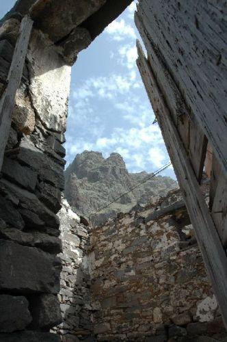 Zdjęcia: Santo Antao, drzwi prawdy, Wyspy Zielonego Przylądka