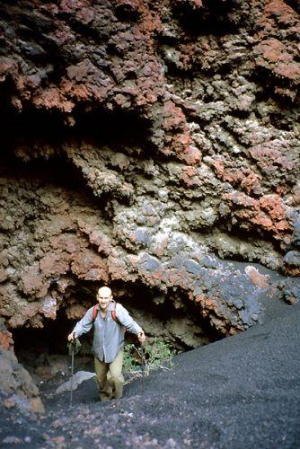 Zdjęcia: Portella, Fogo, jaskinie u podnóża wulkanu, Wyspy Zielonego Przylądka