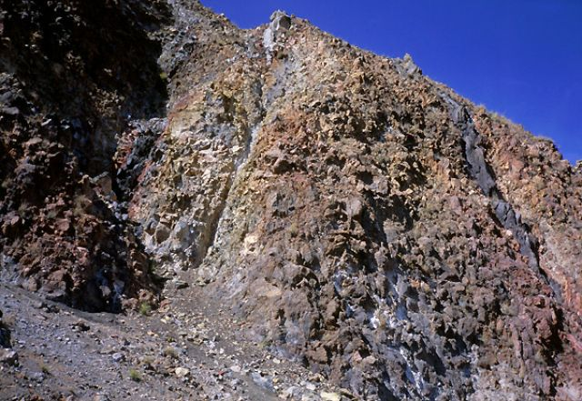 Zdjęcia: Portella, Fogo, ściana, Wyspy Zielonego Przylądka
