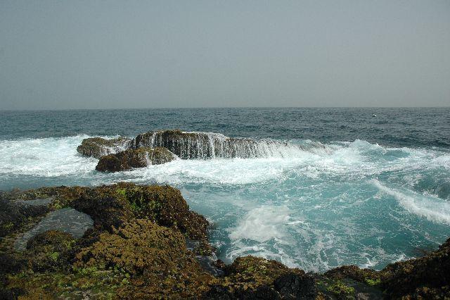 Zdjęcia: Santiago, ocean, Wyspy Zielonego Przylądka