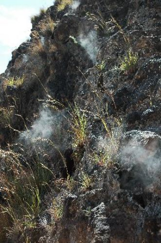 Zdjęcia: Fogo, mini chmury, Wyspy Zielonego Przylądka