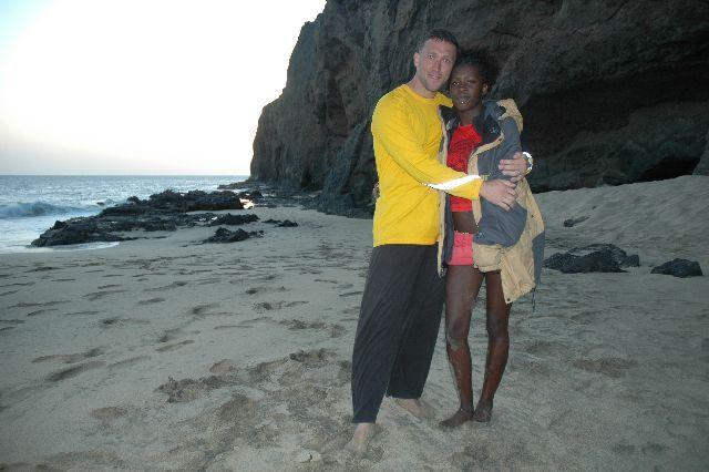 Zdjęcia: Sao Vincente, dzika plaża, Wyspy Zielonego Przylądka